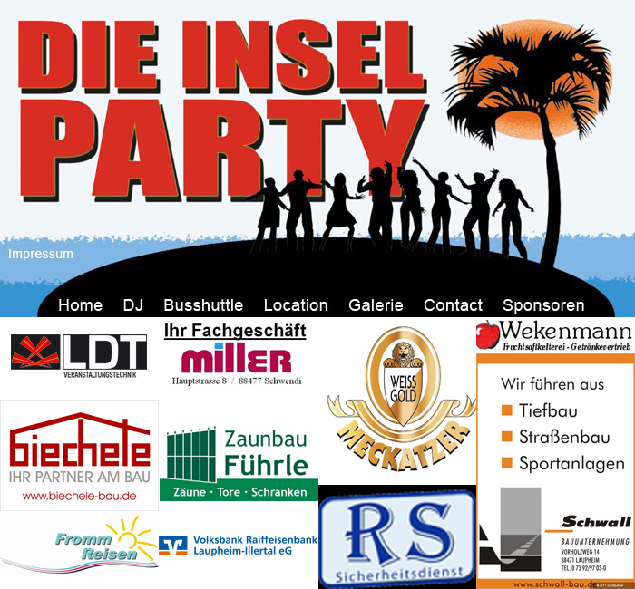 Inselparty